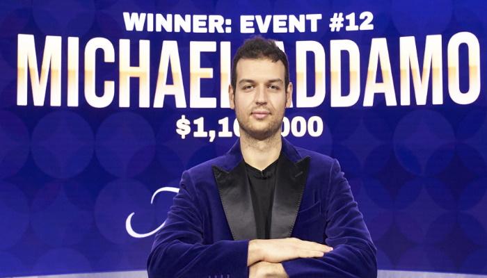 Michael Addao Poker Masters 2021
